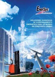 Últimos acontecimientos - EnerSys - EMEA