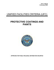 UFC 3-190-06 Protective Coatings and Paints - The Whole Building ...