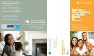 Manufactured Homes Rebate - Puget Sound Energy
