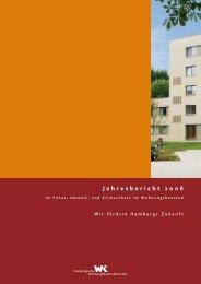 Jahresbericht 2008 - Hamburgische Wohnungsbaukreditanstalt