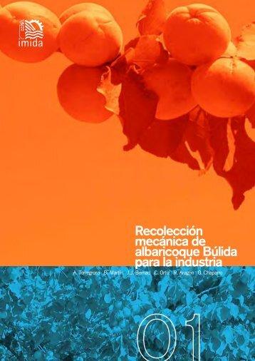 Recolección mecánica de albaricoque Búlida para la ... - imida