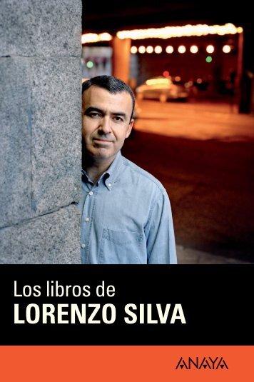 Los libros de Lorenzo Silva - Cga.es