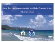 US Virgin Islands - NOAA Coral Reef Information System