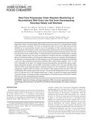 The real-time polymerase chain reaction - Qpcrupdate com