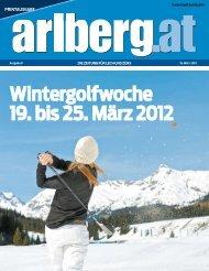 Wintergolfwoche 19. bis 25. M