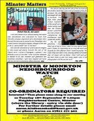 32 - Minster Matters
