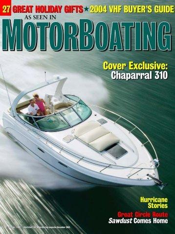 Master Blend ::: Motor Boating