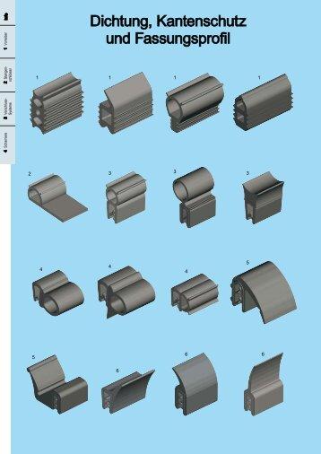 EMKA Modulare Verschlusstechnik ... - EMKA Beschlagteile