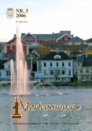 Mortepumpen nr. 3 2006 - Stavanger kommune