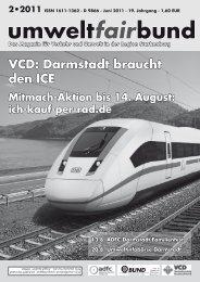 D 9866 · Juni 2011 - BUND Ortsverband Darmstadt