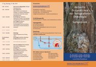 Flyer zum Programm - gesundheitsforschung.at