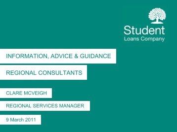 Regional Consultants - HEI Services