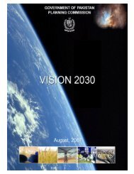 Vision 2030 - Planning Commission