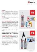 Scheibenkleben Broschüre - Würth - Seite 7