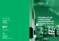 Principles of Low Carbon Design and ... - Masonryfirst.com