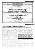 7. Dezember 2008 - Evangelische Martin-Luther-Gemeinde - Page 5