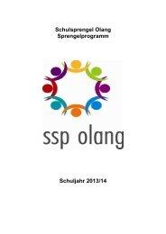 Das Sprengelprogramm 2013/14 zum Download - Kindergarten und ...