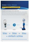 Blue connection® Katalog - Gustav Klauke GmbH - Seite 3
