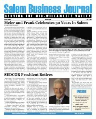 INSIDE - Salem Business Journal