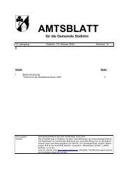 Ausgabe Nr. 10-14 - Gemeinde Südlohn