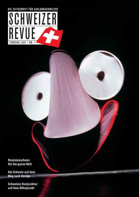 Download PDF Schweizer Revue 1/2007