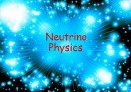 + e - Particle Physics