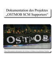OSTMOB SCM Supporters - Youth Bank