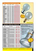 SAVE 30% ENERGY - National Lamps and Components - Page 5