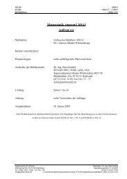 Musterstatik-Anonym1 MSA1 Auftrag xxx - Ingenieurbüro Dr. Knödel