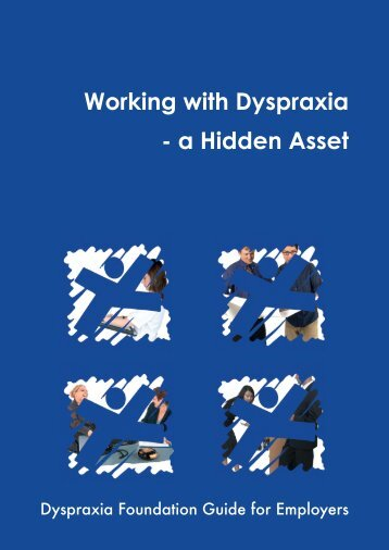 Employers Guide - Dyspraxia Foundation