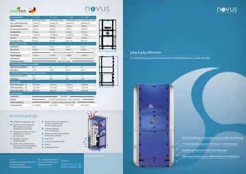 PDF Download - novus Verfahrenstechnik GmbH & Co. KG