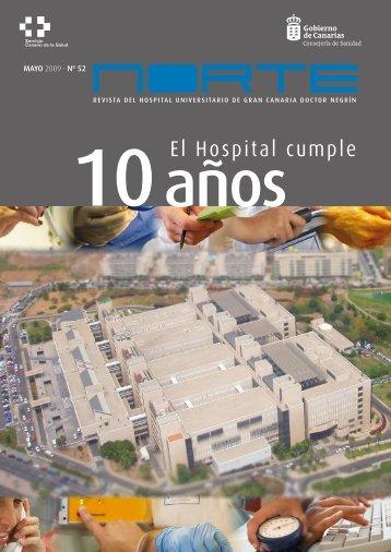 El Hospital cumple - Gobierno de Canarias