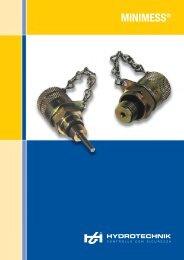Catalogo Minimess - Hydrotechnik