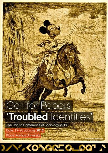 Trobled Identities call for paper