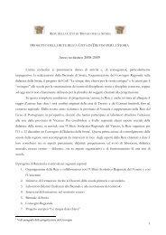 Progetto Retestoria_ 2008-2009 doc