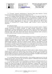 Intervista a Giovanni Costantini a cura di Sandro Severi e Anna ...