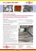 Innovative Nano-Legierung für höchst verschleißfeste - Seite 2