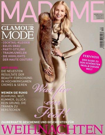 GLAMOUR - Moser Verlag