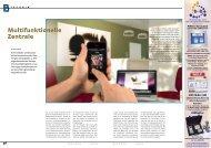 1/2010 - Multifunktionelle Zentrale - B.a.b-technologie GmbH