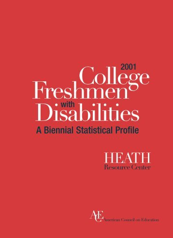 A Biennial Statistical Profile - Hutchinson Community College