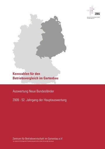 {3} Spartenergebniss Zierpflanzenbaubetriebe - Zentrum für ...