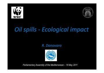 Oil spills Oil spills