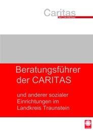 Beratungsführer 2012 - Caritasverband der Erzdiözese München ...