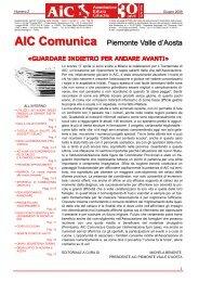AC giugno per sito - AICa - Piemonte Valle d'Aosta