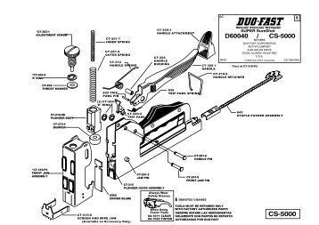 Duo Fast Cn 350b Schematic D30010