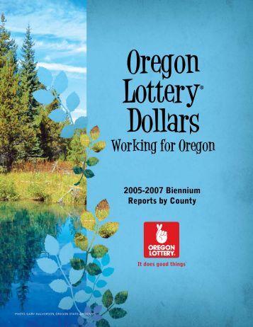 2005-2007 - Oregon Lottery