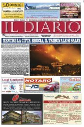 550,00 - Il Diario di Castrovillari