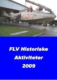 Luftforsvarets Veteraner (LUFTVET) - Flyvevåbnets Historiske Samling