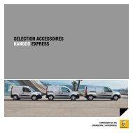 Brochure Accessoire - Renault