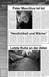 Amtsblatt 2013 - Kalenderwoche 33 (pdf) - Siegburg